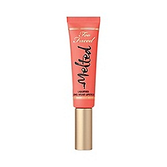 Too Faced - Melted Lipstick - Coral