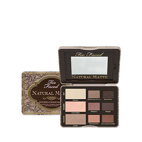 Too Faced - +Natural Eyes+ neutral eye shadow palette 11g