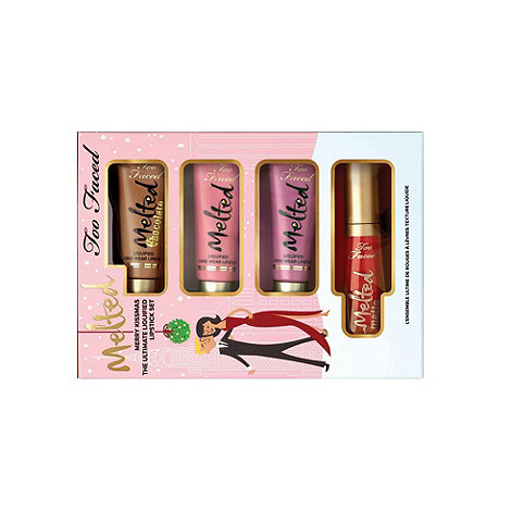 Too Faced - +Merry Kissmas+ gift set