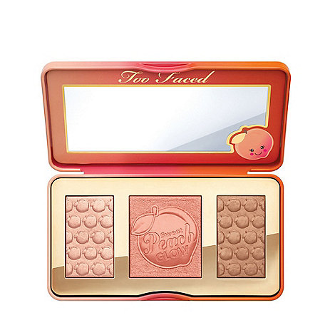 Too Faced - +Sweet Peach+ glow kit
