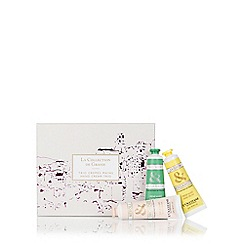 L'Occitane en Provence - 'Grasse' hand cream trio set