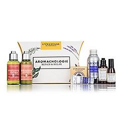 L'Occitane en Provence - 'Aromachologie Repair & Relax' gift set