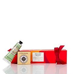 L'Occitane en Provence - Indulging Delights Cracker' - Debenhams exclusive Christmas gift set