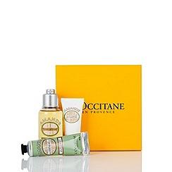 L'Occitane en Provence - Petite Almond Delights' - Debenhams exclusive Christmas gift set