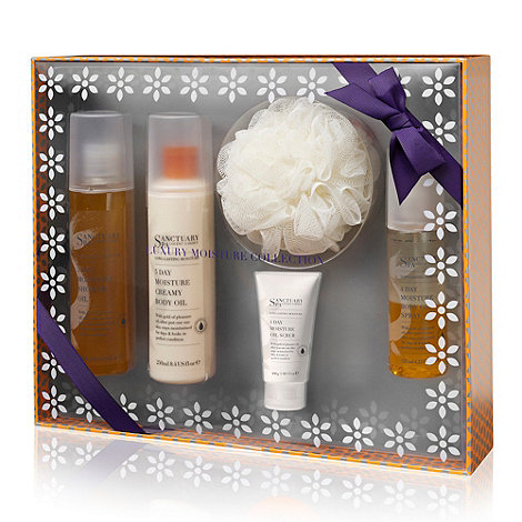 Sanctuary - Luxury moisture gift set