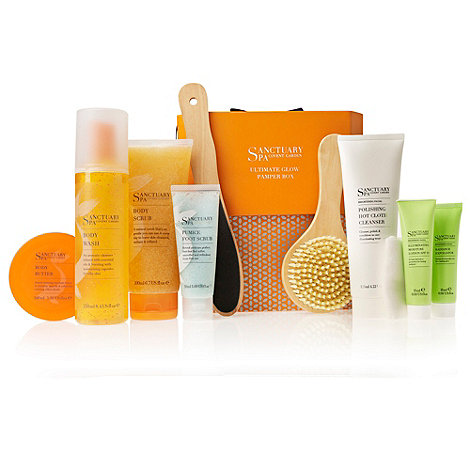 Sanctuary - Ultimate Glow Pamper Box Gift Set