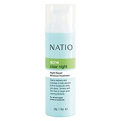 Natio - Night Repair Moisturise Treatment 50g