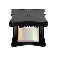 Illamasqua - 'May Queen' beyond powder deity green gold shimmer highlighter