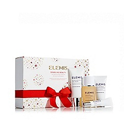 ELEMIS - 'Sparkling Beauty' normal to combination skincare gift set