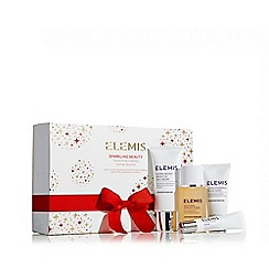 ELEMIS - 'Sparkling Beauty' normal to sensitive skincare gift set