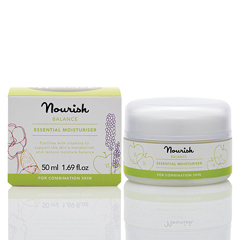 Nourish - Balance Essential Moisturiser 50ml