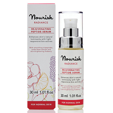 Nourish - Radiance Rejuvenating Peptide Serum 30ml