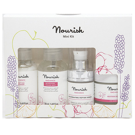 Nourish - Radiance Starter Beauty Collection