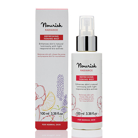 Nourish - Radiance Refreshing Toning Mist 100ml