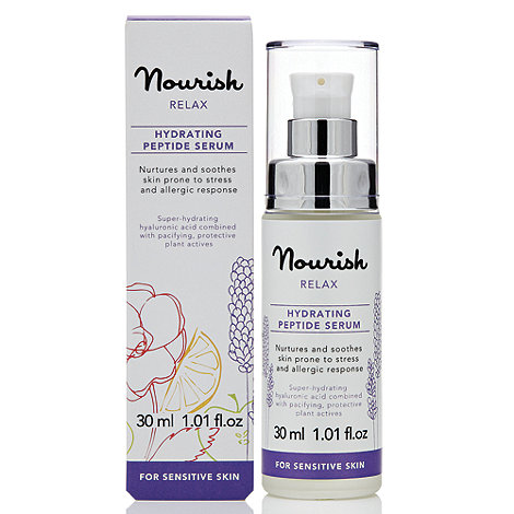 Nourish - Relax Hydrating Peptide Serum 30ml