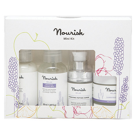 Nourish - +Relax+ starter beauty mini kit