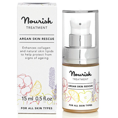 Nourish - +Treatment+ argan skin rescue treatment 15ml
