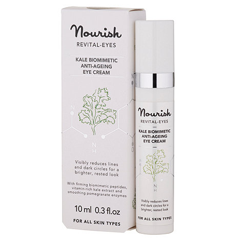 Nourish - +Revital Eyes+ kale biomimetic anti ageing eye cream 10ml