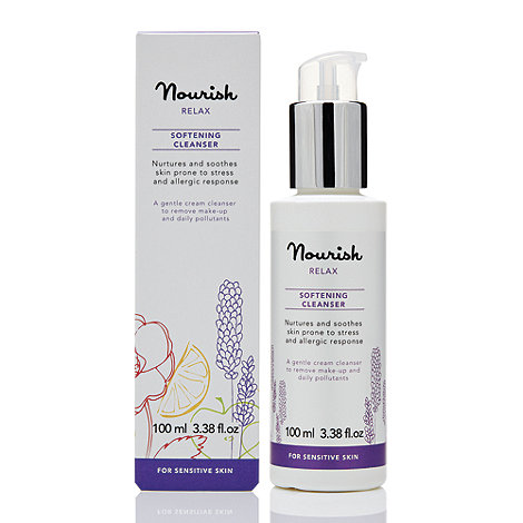 Nourish - Relax Softening Cleanser 100ml