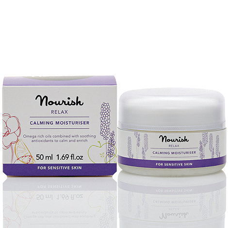 Nourish - Relax Calming Moisturiser 50ml