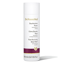 Dr. Hauschka - Rose Nurturing Body Wash 200ml