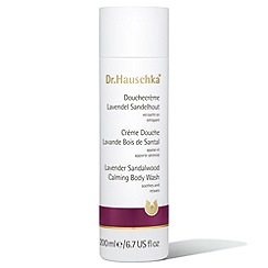Dr. Hauschka - Lavender Sandalwood Calming Body Wash 100ml