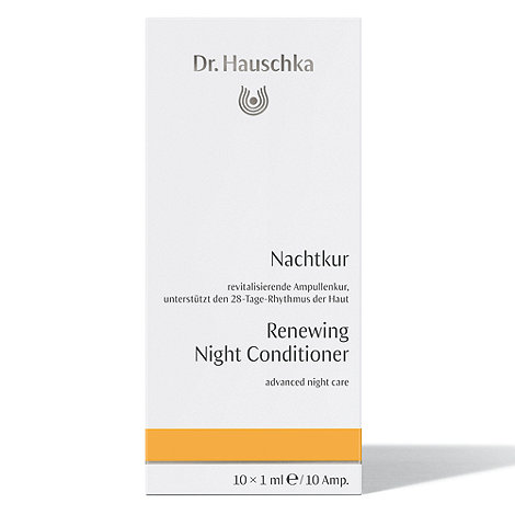 Dr. Hauschka - +Renewing+ night conditioner 10x1ml