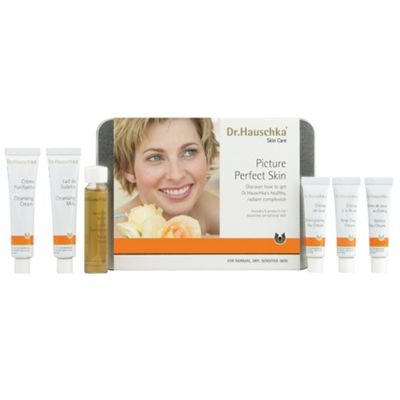 Dr. Hauschka Dr Hauschka Daily Face Care Kit, Normal/Dry/Sensitive Skin