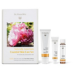 Dr. Hauschka - Essential skin care set