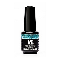 Red Carpet Manicure - Blue Jade Shoes LED gel nail polish 9ml