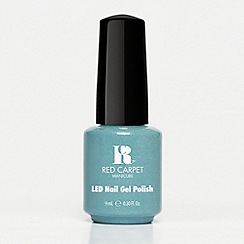 Red Carpet Manicure - Aquamarine Nail Polish