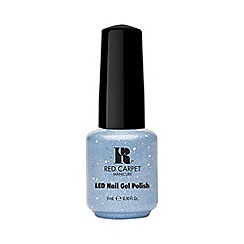 Red Carpet Manicure - Life Is Short, Wear A Tiara Nail Polish
