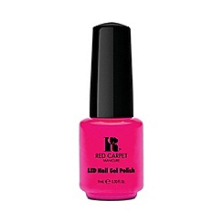 Red Carpet Manicure - Bright Pink Crème LED Gel Polish