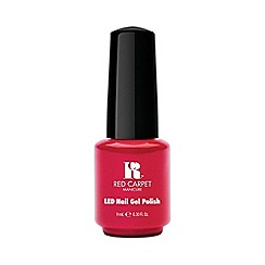 Red Carpet Manicure - Red Crème LED Gel Polish