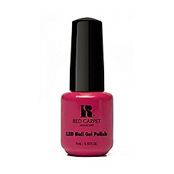 Red Carpet Manicure - Ravishing Raspberry LED nail gel polish 9ml