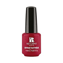 Red Carpet Manicure - 'Sealed With A Kiss' LED gel nail polish 9ml