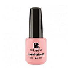 Red Carpet Manicure - 'Frolic in the Sand' LED gel nail polish 9ml