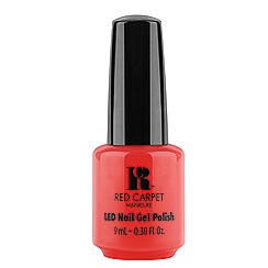 Red Carpet Manicure - 'It's A Luxe Life - Red-Y To Party' gel polish