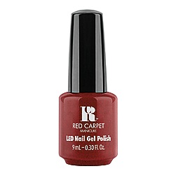Red Carpet Manicure - 'Rapturous in red' gel nail polish 9ml