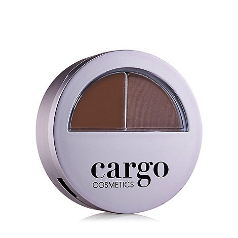 Cargo Cosmetics - Brow kit dark 2 x 1.3g