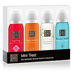 Rituals - Debenhams Exclusive: Discovery mini shower foam gift set