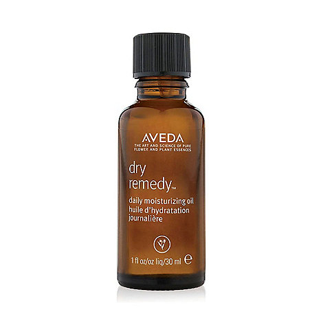 Aveda - +Dry Remedy+ daily moisturising hair oil 30ml
