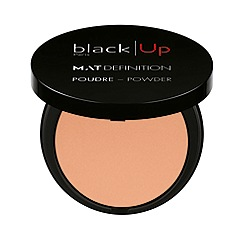 black Up - 'Mat Definition' pressed powder 8g