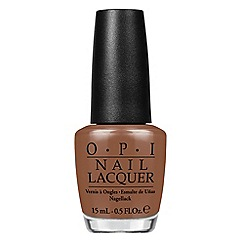 OPI - Nordic Collection- Ice-Bergers & Fries