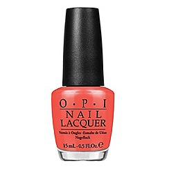 OPI - Nordic Collection- Can't aFjord Not To