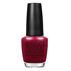 OPI - Nordic Collection- Thank Glogg It's Friday!