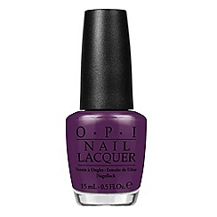 OPI - Nordic Collection- Skating on Thin Ice-Land