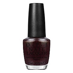 OPI - Gwen Holiday Collection- First Class Desires