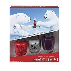 OPI - Coca Cola Trio Pack