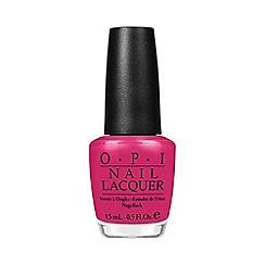 OPI - Kiss Me On My Tulips Nail Polish